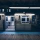 Train at night - PhotoDune Item for Sale