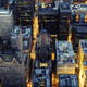 Aerial view of Chicago by night - PhotoDune Item for Sale