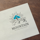 Mountain Logo Template | Volume - 2 - GraphicRiver Item for Sale