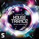 House Trance CD Album Artwork - GraphicRiver Item for Sale