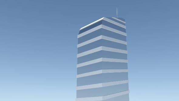 FutureBusinesTower - 3DOcean Item for Sale