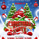 Christmas Party Flyer Template 4 - GraphicRiver Item for Sale