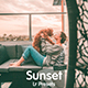 Sunset Lightroom Desktop and Mobile Presets - GraphicRiver Item for Sale