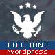 Elections - Political WordPress theme - ThemeForest Item for Sale