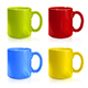 Set of Colored Cups - GraphicRiver Item for Sale