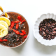 Banana,Coconut water,Chia and Cacao Smoothie - PhotoDune Item for Sale