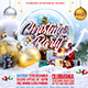 Christmas Party Flyer Template 5 - GraphicRiver Item for Sale