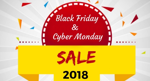 Black Friday and Cyber Monday 2018 Best Deals of WordPress Plugins
