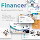 Finaner Pitch Deck 3 in 1 Bundle Google Slide Template - GraphicRiver Item for Sale