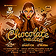 Chocolate Wasted Party Flyer - GraphicRiver Item for Sale
