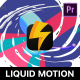 Liquid Motion Elements And Transitions - VideoHive Item for Sale