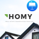 Homy - Multipurpose Real Estate Keynote Template - GraphicRiver Item for Sale