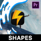 Liquid Shape Elements - VideoHive Item for Sale