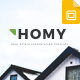 Homy - Multipurpose Real Estate Google Slide Template - GraphicRiver Item for Sale