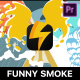 Funny Smoke Elements - VideoHive Item for Sale