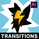 Cartoon Transitions - VideoHive Item for Sale