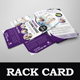 Free Download Multipurpose Rack Card DL Flyer Design Template Nulled