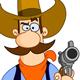 Cowboy Cartoon - GraphicRiver Item for Sale
