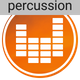 Rhythmic Energetic Action Percussion Stomps & Claps