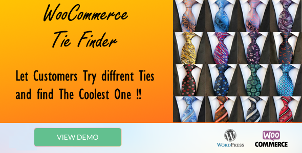 """Tie Finder """"WooCommerce plugin"""" - CodeCanyon Item for Sale"""