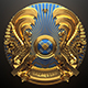 Kazakhstan emblem - 3DOcean Item for Sale