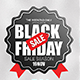 Black Friday Flyer - GraphicRiver Item for Sale