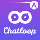 Chatloop - Angular 7 App Landing Page - ThemeForest Item for Sale