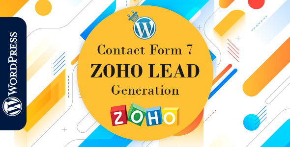 WP-Contact Form 7 to ZOHO Lead Generation            Nulled