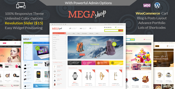 47 Best Responsive WooCommerce WordPress Themes To Build Awesome eStore 2018