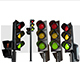 Traffic Lights - GraphicRiver Item for Sale