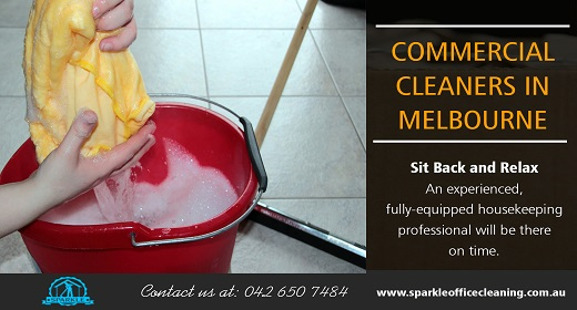 Commercial Cleaners in Melbourne