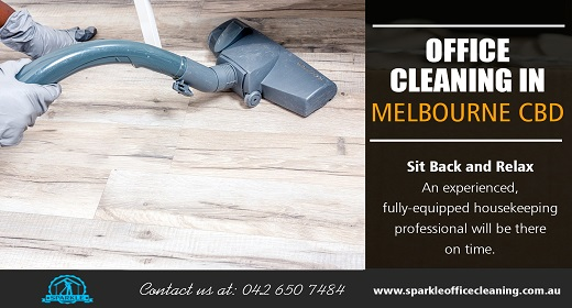 Office Cleaning in Melbourne CBD