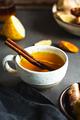 Turmeric with Ginger and Lemon Tea - PhotoDune Item for Sale