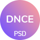 Dnce - Dance Studios PSD Template - ThemeForest Item for Sale