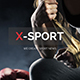 X Sport Gym and Fitness Keynote Template - GraphicRiver Item for Sale