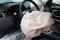 Vehicle Crash and Airbag Deployment - PhotoDune Item for Sale