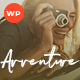 Free Download Avventure | Personal Travel & Lifestyle Blog WordPress Theme Nulled