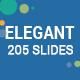 Elegant Business Keynote Template - GraphicRiver Item for Sale