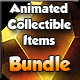 Animated Collectible Items Bundle - GraphicRiver Item for Sale