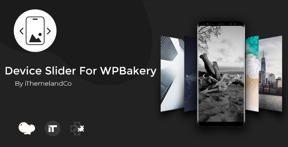 Device Slider For WPBakery Page Builder (Visual Composer) - CodeCanyon Item for Sale