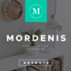 Mordenis Multipurpose Keynote Template - GraphicRiver Item for Sale
