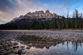 Castle Rock Mountain - PhotoDune Item for Sale
