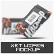 Wet Wipes Mock-Up - GraphicRiver Item for Sale