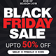 Free Download Black Friday Sale Flyer Nulled