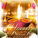 Free Download Happy Diwali Festival Flyer Nulled