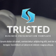 Free Download Business Trusted PowerPoint Template Nulled