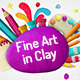 Fine Art in Clay - VideoHive Item for Sale