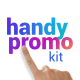 Handy Promo Kit | Multi-Purpose Touch Kinetic Titles & Slideshow Elements Toolkit - VideoHive Item for Sale