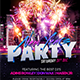 Free Download New Years Party Flyer Nulled