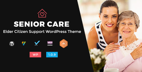 Senior Care - Elder Citizen Support WordPress Theme - Health & Beauty Retail